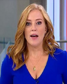 Sky News presenter Sarah-Jane Mee reveals that she had a paralysed vocal cord!
