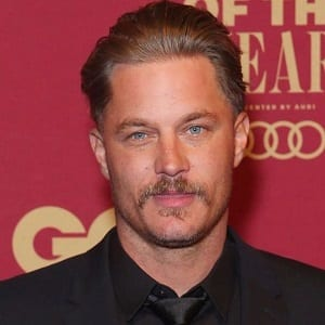 Travis Fimmel Biography Affair Single Ethnicity Nationality