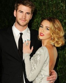 Miley Cyrus and Liam Hemsworth Married! Wedding photos on Instagram. The couple's on and off relationship affair