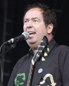 Singer Pete Shelley of Buzzcocks fame dies at age 63 in Estonia!