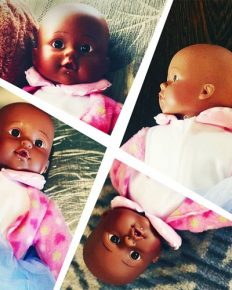 Olympia Ohanian,  Serena Williams' daughter has a doll called Qai Qai with her own Instagram account!