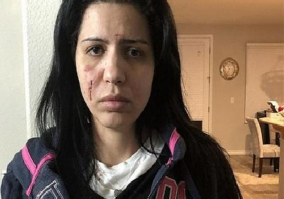 Larissa Dos Santos Lima charged with domestic violence against her estranged husband Colt Johnson!