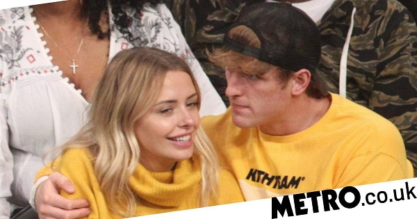 Controversial YouTuber Logan Paul slammed by model Chrissy