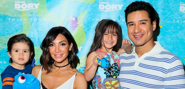 American Actor Mario Lopez Is Father For The Third Time His