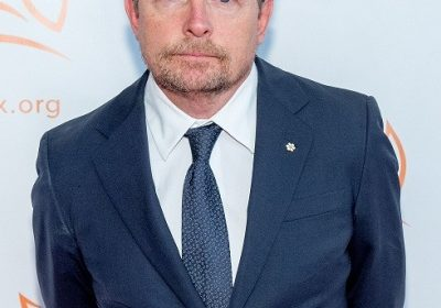 Actor Michael J Fox gets his first sea turtle tattoo at the age of 57!