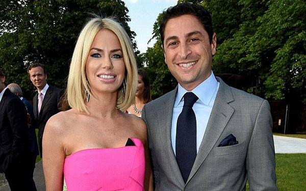 Cem Habib is Caroline Stanbury's husband  Know about their marriage