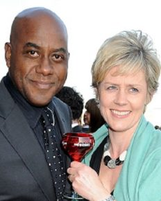Claire Fellows, Ainsley Harriott's divorced wife! Why did they divorce? More on their relationship affair
