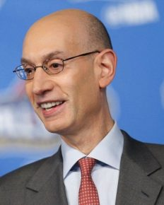 Adam Silver vocalizes his dislike for public trade demands from players! More about his career and personal life!