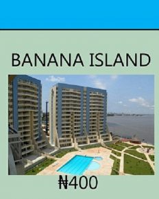 Banana Island in Lagos,  Nigeria is a billionaire's haven!