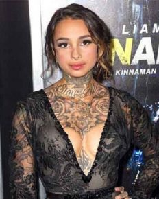 Her divorce was as secretive as her marriage! Tattoo artist Cleo Wattenstorm's personal life revealed!