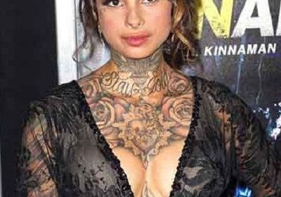 Her divorce was as secretive as her marriage! Tattoo artist Cleo Wattenstrom's personal life revealed!