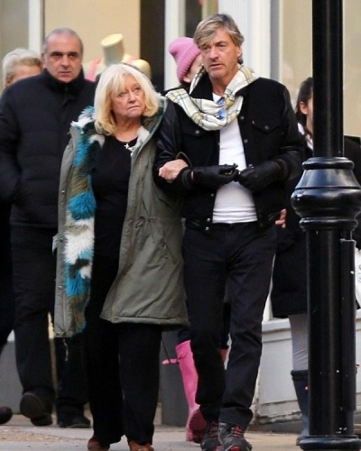 The scandalous affair and marriage of Judy Finnigan and