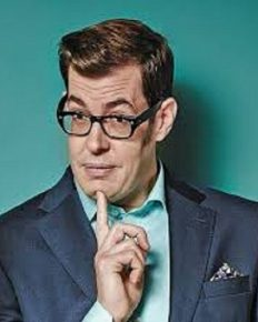 Pointless quiz master Richard Osman is secretly dating a jazz singer!