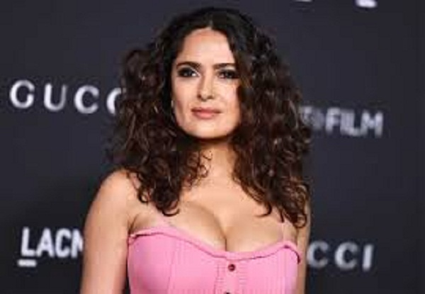 Salma Hayek brings her daughter Valentina, 11 along with her