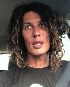 Transgender YouTuber Zhoie Perez films and live-streams herself getting shot by a security guard outside the Etz Jacob synagogue in Los Angeles!