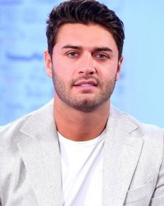 Love Island star Mike Thalassitis, 26 found dead in a  park near his home in Essex!