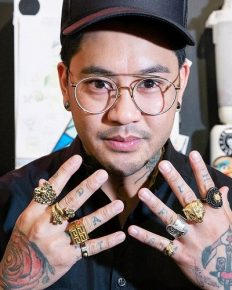 Inspired by Dr. Woo, celebrity tattoo artist opens his tattoo studio in a New York City Hotel!