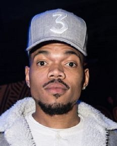 Chance the Rapper and his longtime lady love Kirsten Corley were married in Newport Beach in California on 9 March 2019