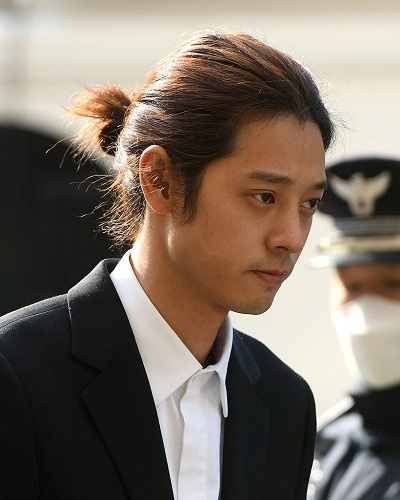 The South Korean Sex Video Scandal Seungri And His Friend Jung Joon-Young Involved -8219