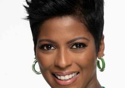 Update! Tamron Hall is secretly married and 32 weeks pregnant with her first baby!