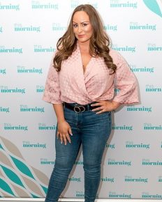 Chanelle Hayes reveals her astonishing body transformation after her weight loss!