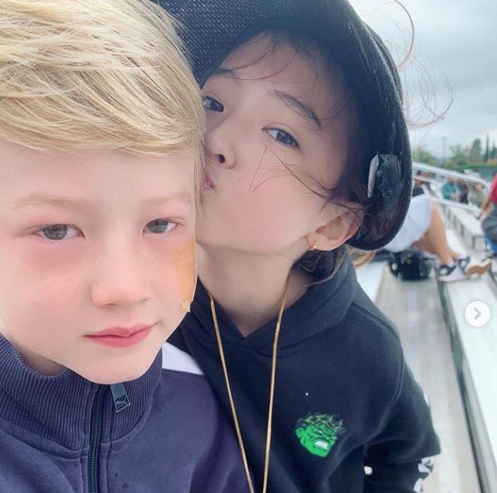 New name in the Fashion World, Ella Gross-a Korean American child
