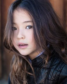 New name in the Fashion World, Ella Gross-a Korean American child model and Instagram star. Now leading a path to acting!