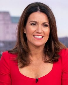 Susanna Reid talks about her sobriety and how she ditched it eight times since last summer!