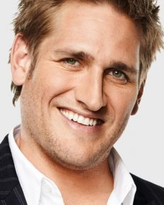 Australian celebrity chef Curtis Stone caught leaving the rival Craig's restaurant on Monday!