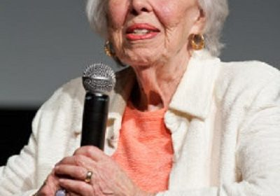 Veteran actress Fay McKenzie dies at age 101!