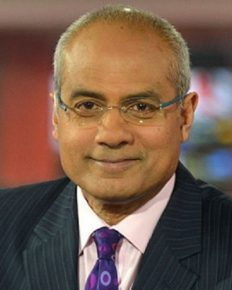 George Alagiah talks about his guilt on using a disabled toilet with no visible disability!