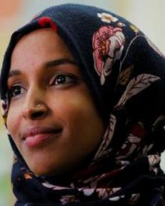 Ilhan Omar retaliates and states that she cannot be silenced by such anti-Muslim remarks!