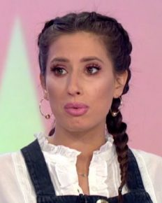Stacey Solomon is excited to learn the gender of her unborn baby!
