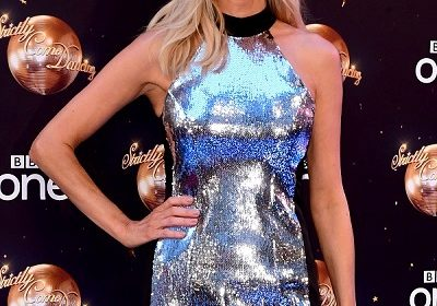 Tess Daly devastated with the tragic accidental death of her pet dog Minnie!