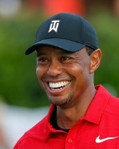 the savior of the career and life of golfer tiger woods is