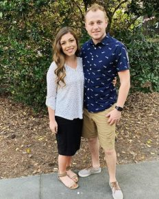 Josiah Duggar's wife Lauren Swanson expecting a baby this fall after her October 2018 miscarriage!