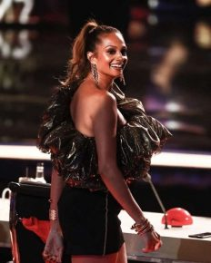 Singer Alesha Dixon,  40 is pregnant with her second child!