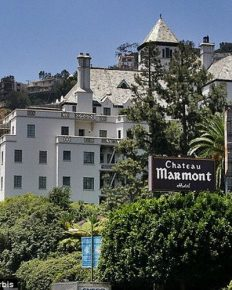The infamous Chateau Marmont Hotel of Hollywood-has witnessed sex scandals, drug overdoses, rude behaviors, and even deaths!