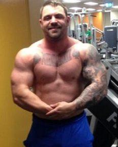 Australian celebrity personal trainer James Blatch recalls his near-fatal attack in jail!