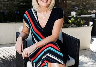 TV presenter Nicki Chapman praised for telling her story of brain tumor and its surgery!