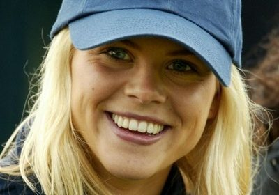 The ex-wife of Tiger Woods Elin Nordegren is expecting a child this fall with her boyfriend former NFL player Jordan Cameron