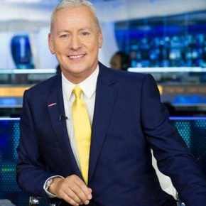 Jim White (presenter)