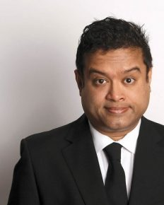 British comedian Paul Sinha diagnosed with Parkinson's disease! His co-stars and celebrity friends provide moral support!