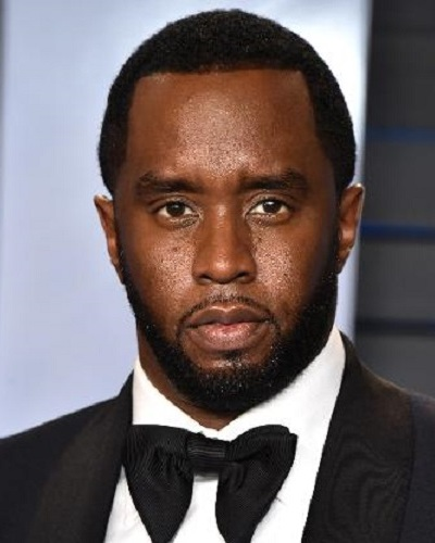 What was Sean 'Diddy' Combs' reaction on learning about the