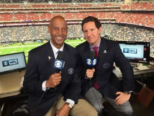 Andrew Catalon and analyst James Lofton