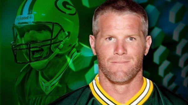 Brittany Favre's father Brett Favre