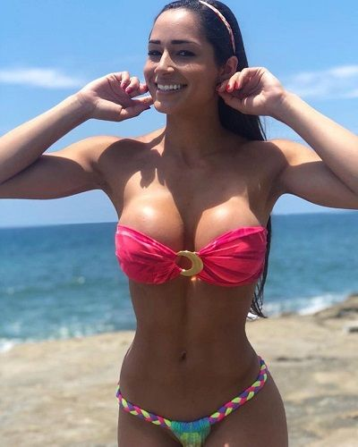 Bio Facts Family Life Of Swimsuit Model: Cool Facts About The Brazilian Model Bru Luccas, Sizzles