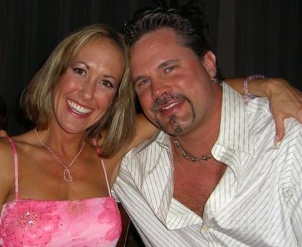 Chris Potoski and Brandi Love
