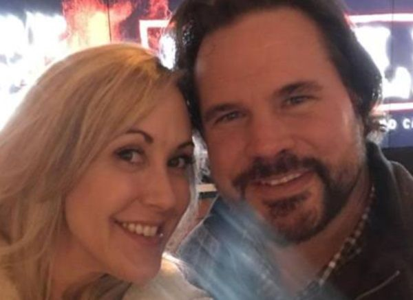 Chris Potoski and his wife Brandi Love