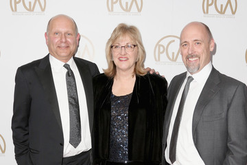 Chris Renaud Chris Meledandri 27th Annual Producers Guild of